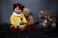 Catalina Reborn Vinyl Toddler Doll Kit by Ping Lau