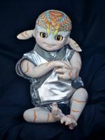Big Bug Baby Orrow Reborn Vinyl Doll Kit by Melissa Palesse