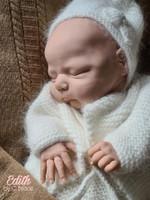 Edith Reborn Vinyl Doll Kit by Cassie Brace