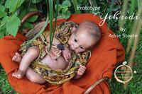 Yehudi Reborn Vinyl Doll Head by Adrie Stoete  Mix & Match - HEAD ONLY