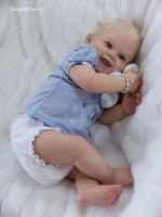 Tori Reborn Vinyl Doll Kit by Ping Lau First Limited Edition