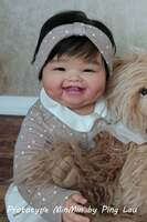 MinMin Reborn Vinyl Toddler Doll Kit by Ping Lau