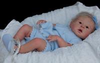 Dakota Reborn Vinyl Doll Kit by Sheila Michael