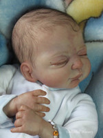 Hayden Reborn Vinyl Doll Kit by Sheila Michael