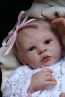 Shannon Reborn Vinyl Doll Kit by Ann Timmerman