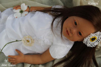 Kimi Reborn Vinyl Doll Kit by Jannie De Lange