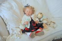 Camille Reborn Vinyl Doll Kit by Ann Timmerman