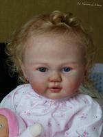 Romee Reborn Vinyl Doll Kit by Sandy Faber