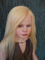 Gabriella Reborn Life Sized Vinyl Doll Kit by Reva Schick