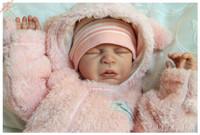 Mason Girl Reborn Vinyl Doll Kit by Sabine Hansen