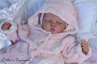 Esmee Reborn Vinyl Doll Kit by Didy Jacobsen