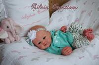 Harlow Reborn Vinyl Doll Kit by Sandy Faber