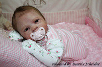 Ylvie Reborn Vinyl Doll Kit by Sabine Altenkirch