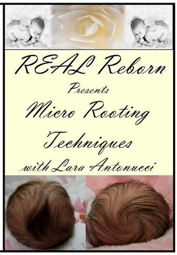 Micro Rooting Techniques DVD By Lara Antonucci