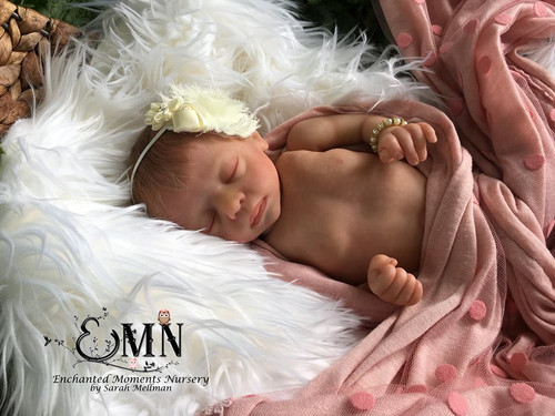 Blessing Preemie Reborn Vinyl Doll Kit by Marita Winters
