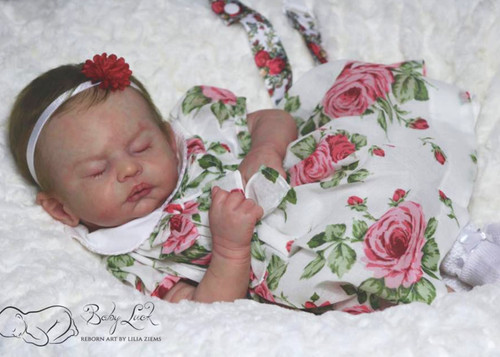 Bonita Reborn Vinyl Doll Kit by Philomena Donnelly