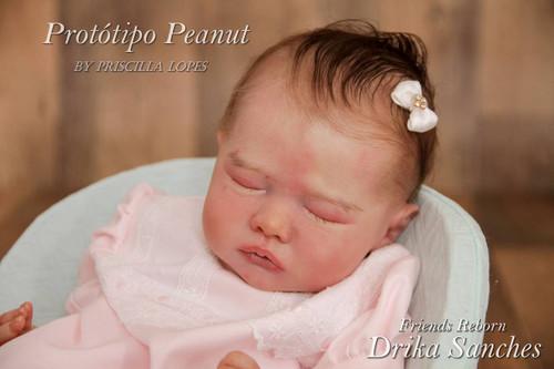 Peanut Doll Kit by Priscilla Lopes