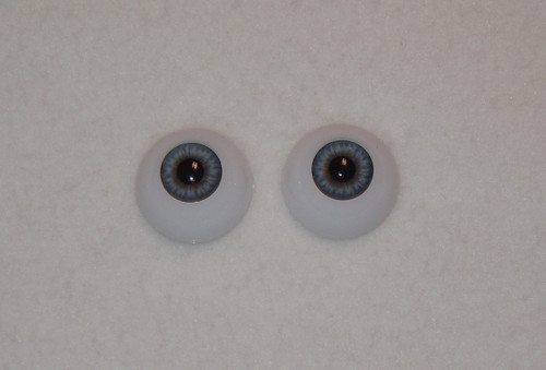 Acrylic Real Eyes in Victorian Blue
