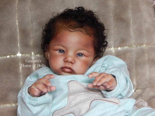 Abigail Reborn Vinyl Doll Kit by Laura Tuzio Ross