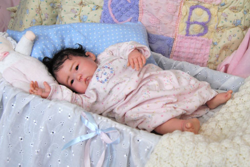 Anming Reborn Vinyl Doll Kit by Ping Lau