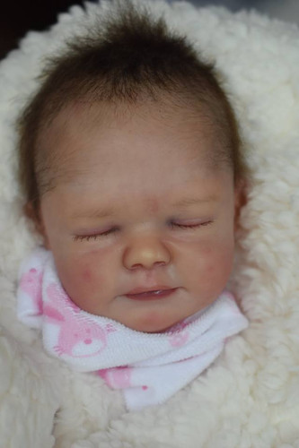Annaliese Reborn Vinyl Doll Kit by Dawn Murray McLeod
