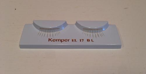 Single Eyelashes in Blonde - 17mm