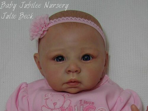Robin Reborn Vinyl Doll Kit by Adrie Stoete