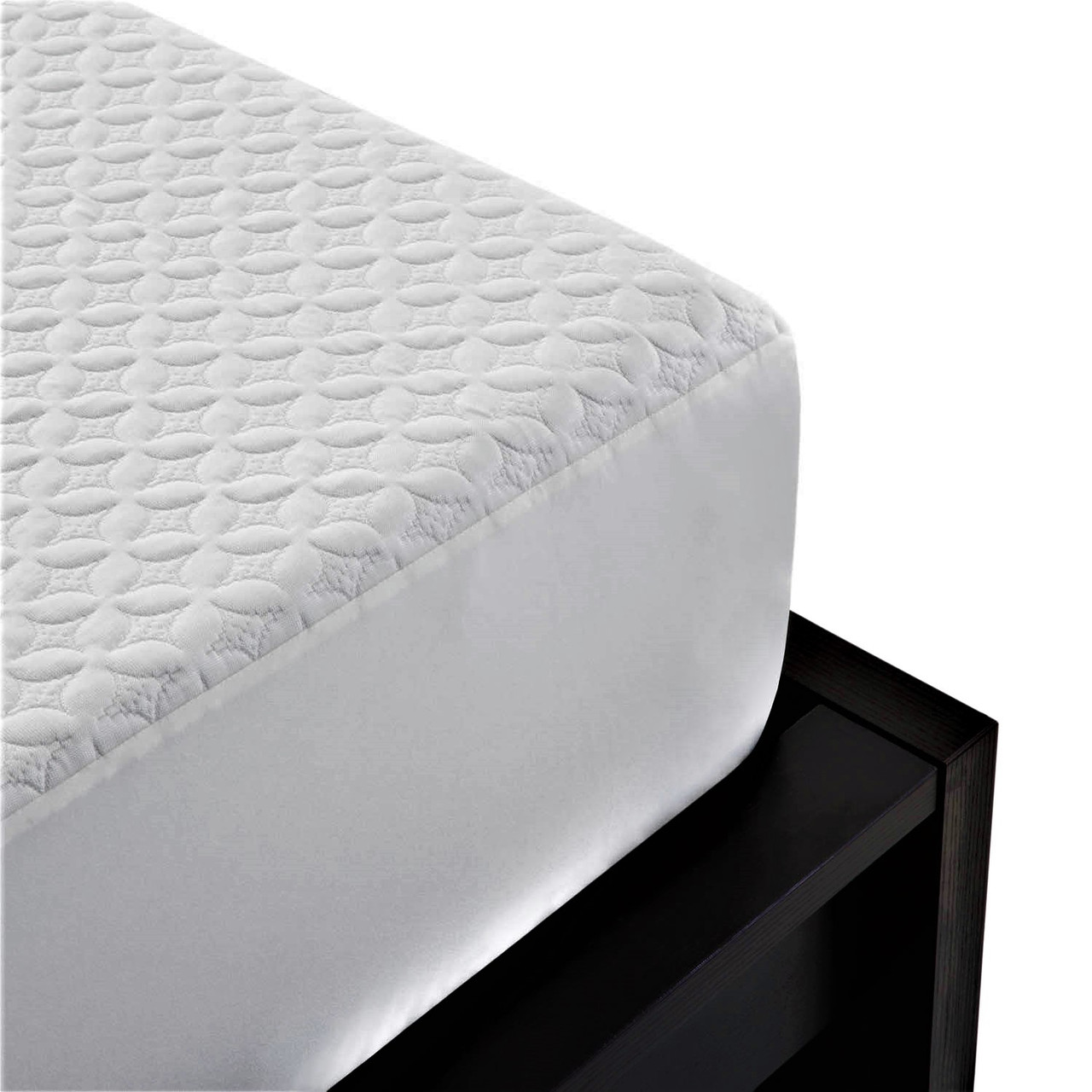 Five Sided Icetech Queen Mattress Protector On Sale At Larrabee S Furniture Design Serving Littleton Co