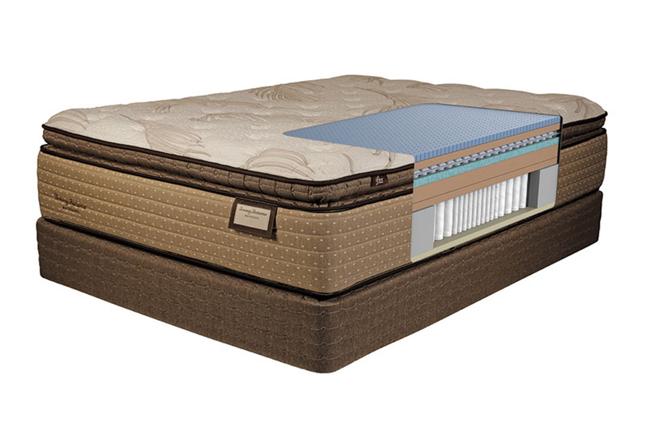 Tommy Bahama Pillowtop Mattress On Sale At Larrabee S Furniture Design Serving Littleton Co