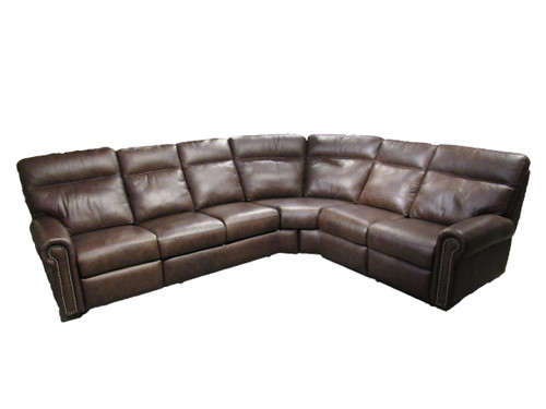 Coleman 2-piece Reclining Sectional