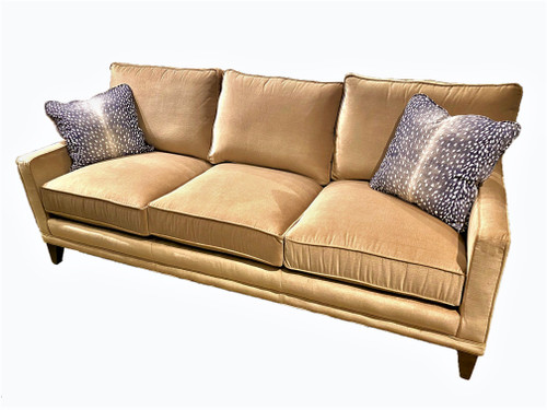 My Style II - 3-Seat Sofa with 2 Toss Pillows