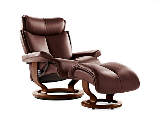 Magic Large Classic with Footstool