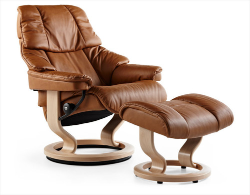 Reno Small Classic with Footstool