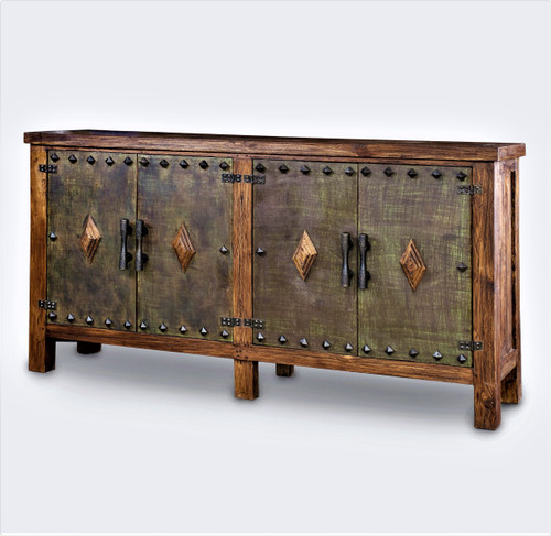 Russian Chest with 4 Doors