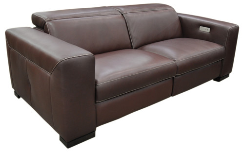 Bergamo Murano Power Reclining 2-Seat Sofa