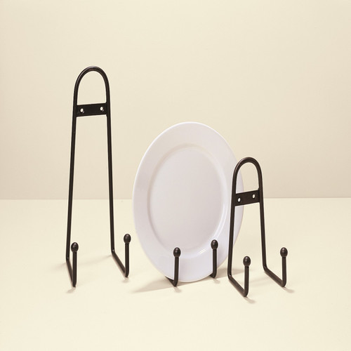 Ball Design Plate Stand, Small