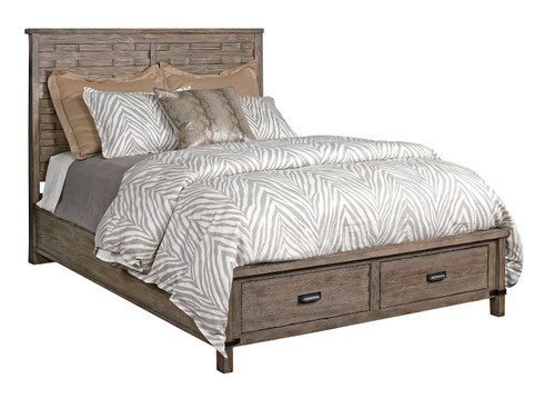 Foundry - Panel Storage Bed