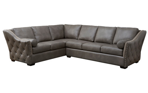 Brisbane 2-Piece Sectional with Bolsters