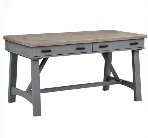 "Americana Modern - Dove 60"" Writing Desk"