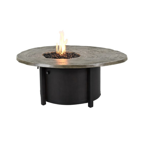 Nature's Wood - Round Fire Pit Table