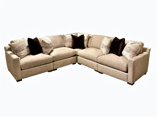 Asher 5-Piece Sectional