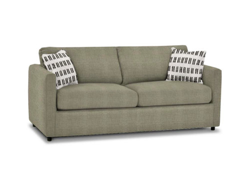 Stockdale Queen Sleeper Sofa with Pillows