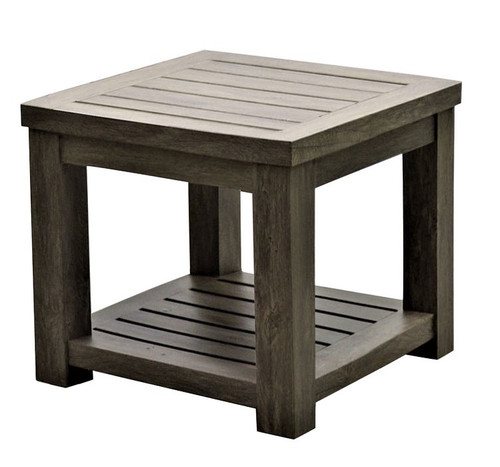 Seattle - End Table, Salvaged Lumber