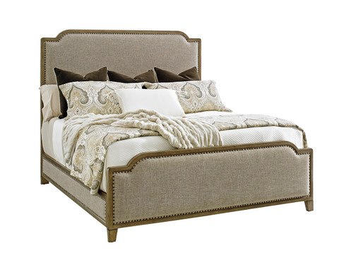 Tommy Bahama Cypress Point - Stone Harbour Upholstered King Bed