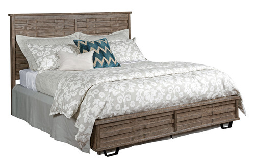Foundry - Panel Bed