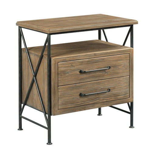Modern Forge - Crockett Nightstand