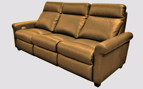 Power Solutions 501 3-Seat Power Reclining Sofa