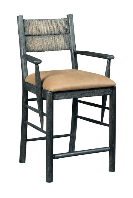 Trails - Cypress Counter Height Arm Chair