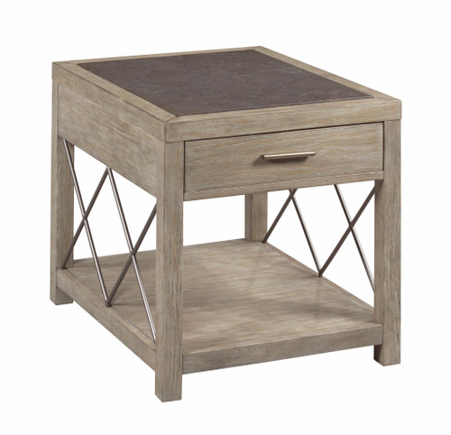West End - Drawer End Table