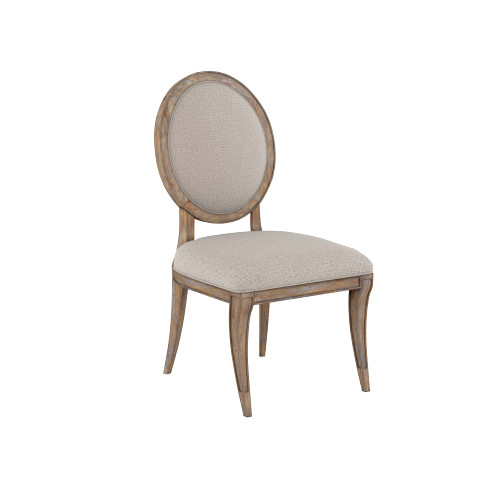 Architrave - Oval Side Chair